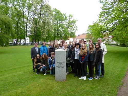Schüleraustausch zwischen Sopot und Ratzeburg 2014