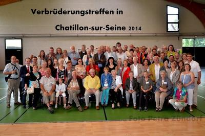 Ratzeburger auf den Spuren von Charles de Gaulle<br>Treffen der Partnerstädte aus Belgien und Ratzeburg im französischen Châtillon-sur-Seine