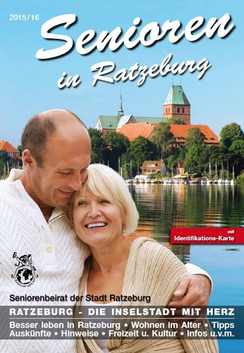 Seniorenratgeber der Stadt Ratzeburg
