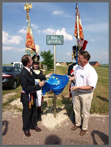 50 Jahre Städtepartnerschaft mit Chatillon-sur-Seine -