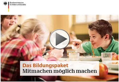 Bildungs- und Teilhabepaket >>