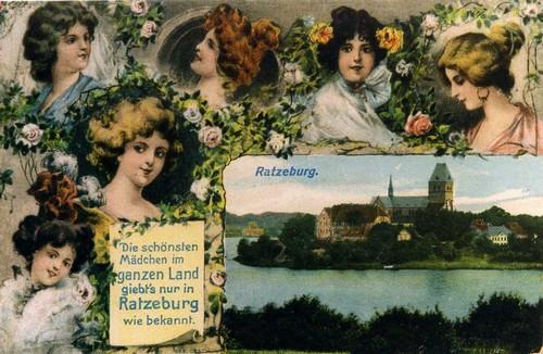 Tourismuswerbung vor hundert Jahren