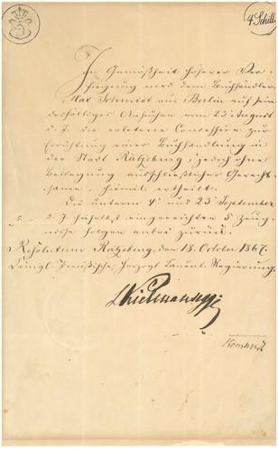 Archivale 02/2017 - Der Buchhandel in Ratzeburg