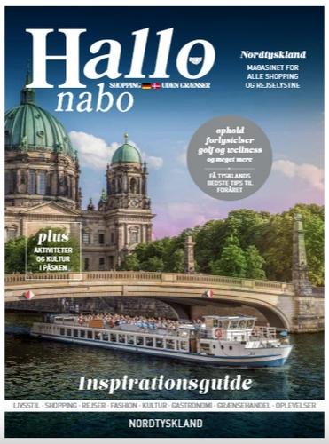 Das dänische Reisemagazin