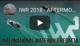 """Impressionen der """"International Waterbike Regatta"""" 2018"""
