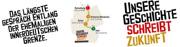 30 Jahre Friedliche Revolution und Deutsche Einheit Bundesregierung lädt zum »längsten Gespräch Deutschlands« nach Ratzeburg