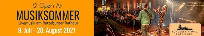 2. Open-Air-Musiksommer in Ratzeburg